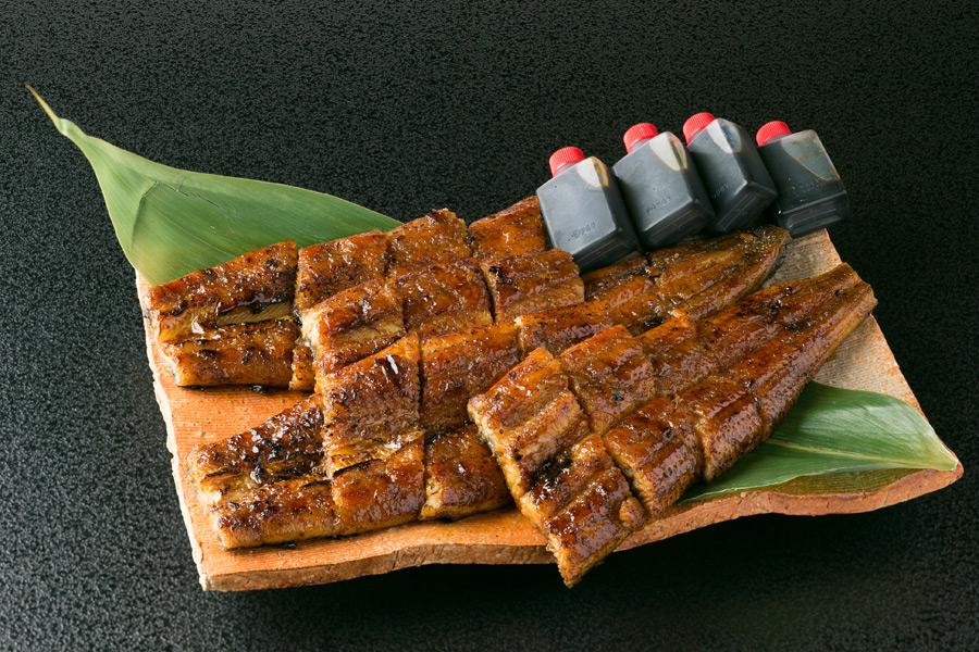 鰻かば焼(4切×4)