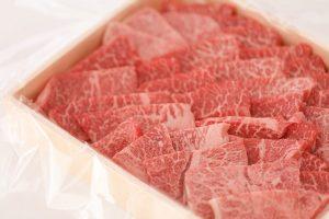 伊勢水沢牛焼き肉用